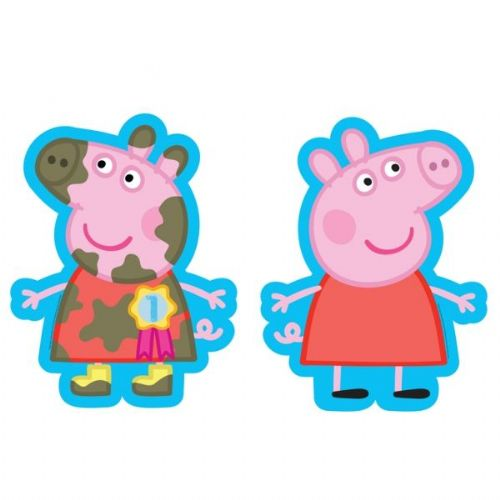 "Peppa Pig Shaped Balloon - 22"" Foil (each)"